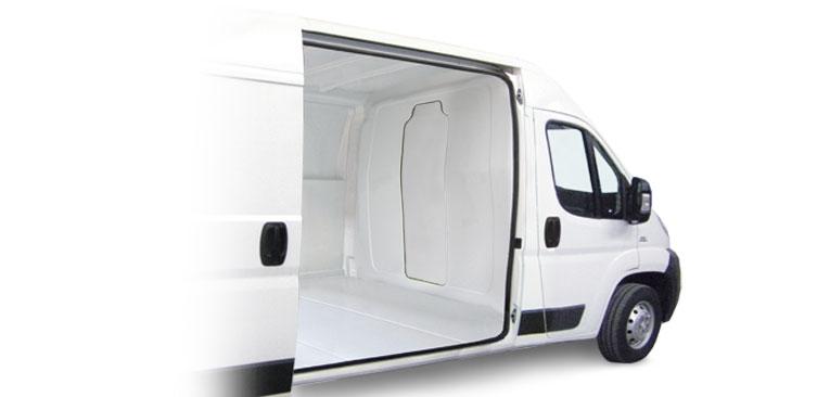 divisória de cabine - Car Fibreglass