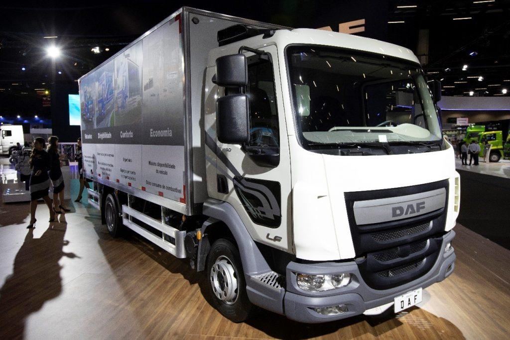 Os 6 caminhões que foram sucesso na Fenatran 2019: DAF Caminhões