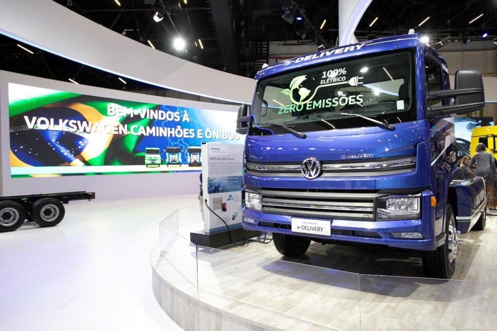 Os 6 caminhões que foram sucesso na Fenatran 2019: Volkswagen Caminhões e ônibus