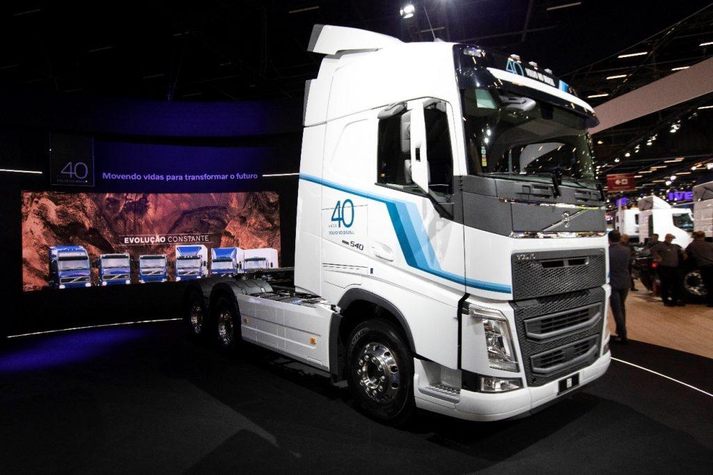 Os 6 caminhões que foram sucesso na Fenatran 2019: Volvo Caminhões
